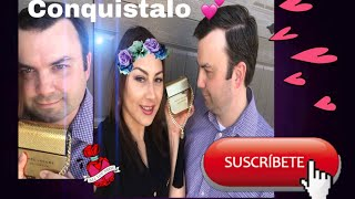 5 perfumes QUE VUELVEN LOCOS A LOS HOMBRES, ENAMORALO Y CONQUISTALO