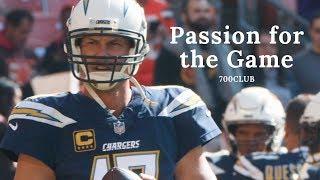 Veteran NFL Quarterback Retains Passion for the Game