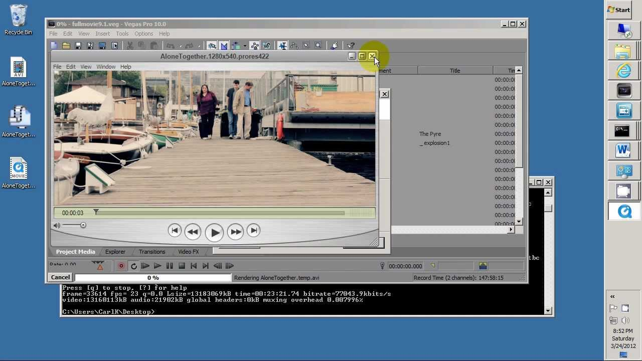 ProRes and DNxHD on a PC | Adobe Community