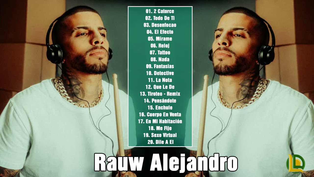 Rauw Alejandro Mix Mejores Canciones 2021|| Rauw Alejandro Exitos De 2021