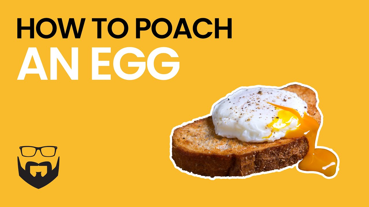 How to Poach an Egg - YouTube
