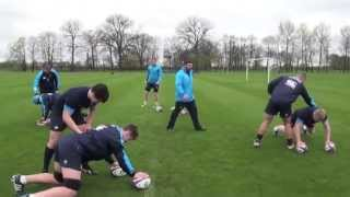 Rugby Drills - Tower of Power