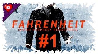 Fahrenheit: Indigo Prophecy Remastered (PC)   Not A Great Start   Doc