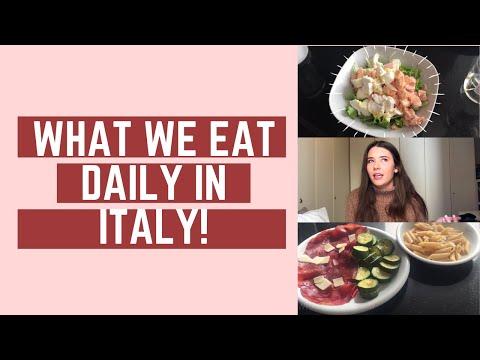 WHAT I EAT IN A DAY AS AN ITALIAN GIRL | Gaia Gatti