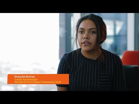 Shequita Bonney, BHP Billiton Indigneous Trainee