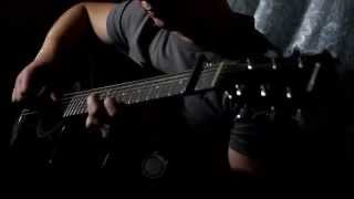 Музыка ангелов на гитаре (cover by Maks)