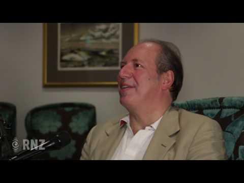 Film composer Hans Zimmer