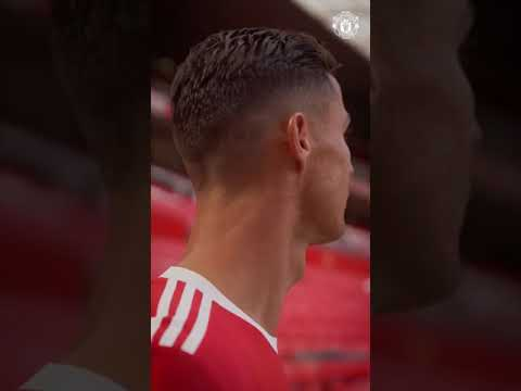 Cristiano is at home |  Ronaldo is back