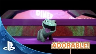 LittleBigPlanet 3 - OddSock Trailer | PS4