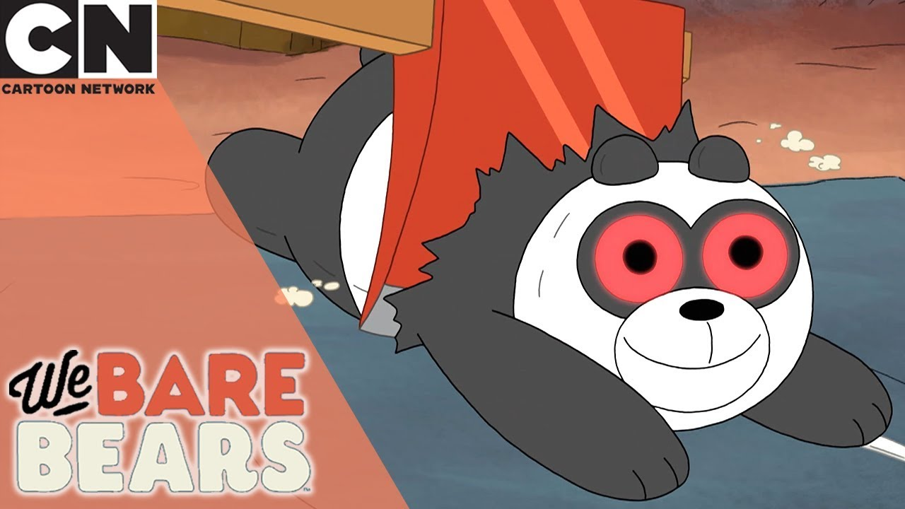 Download We Bare Bears   Attack of the Scare Bears   Cartoon Network