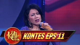 Download Video Rita Sugiato Feat  Evi Masamba [BIARLAH MERANA] Apiiik BGT! - Kontes KDI Eps 11 (20/8) MP3 3GP MP4