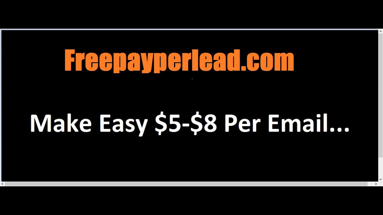 pay per email sign up
