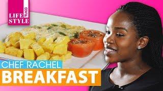 Chef rachel's good breakfast recipe on tuko bites - how to cook nourishing | lifestyle subscribe for more ra...