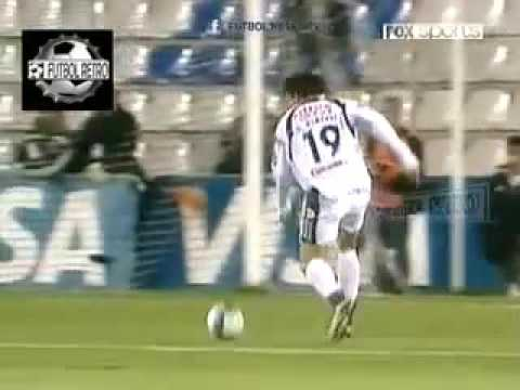 Sudamericana 2006 (Semis Global): Pachuca (MEX) 5 - 1 Atl. Paranaense (BRA)