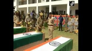 India News - Three policemen killed after being abducted by terrorists in India