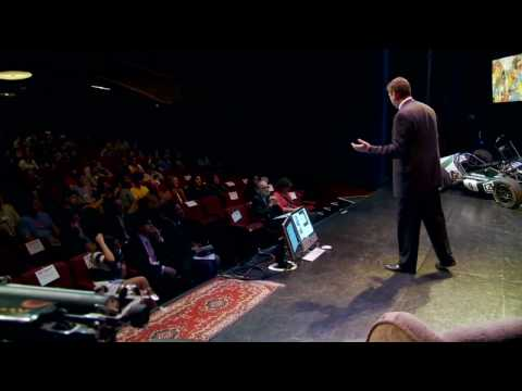 TEDxDartmouth - Charlie Wheelan - Why You Should Love Government