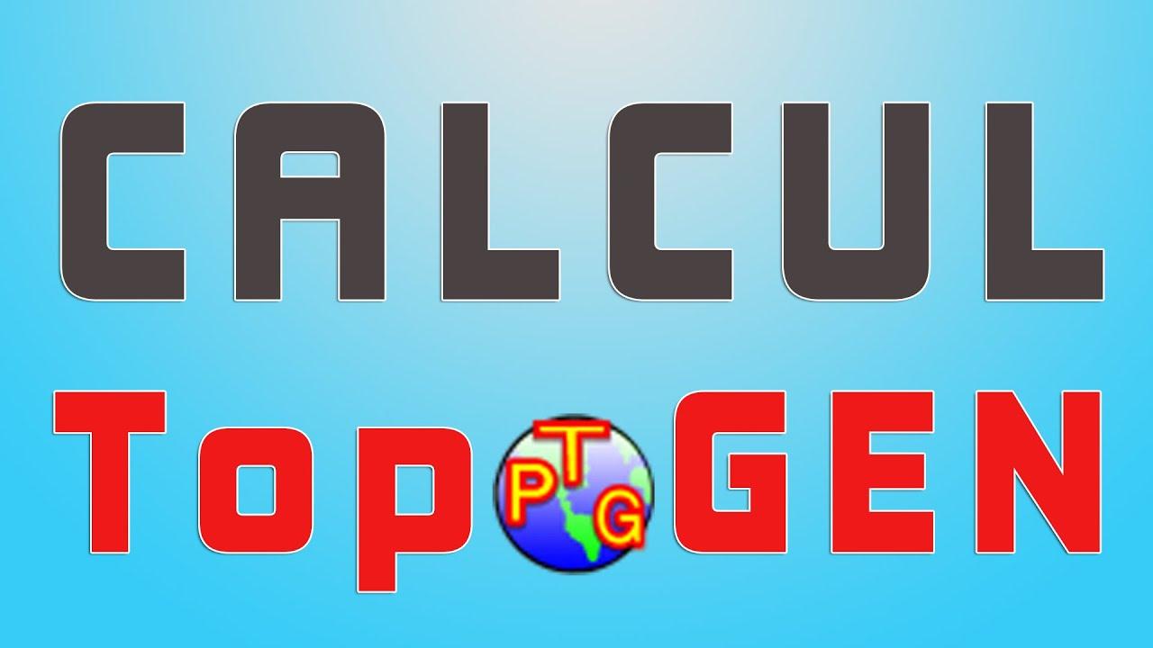 topogen topographie