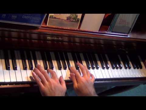 'THE OFFICE' Retrospective Piano Theme - Piano Tutorial