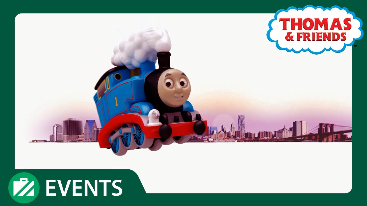 ea3544c15e8a Thomas is Heading to the Macy's Thanksgiving Day Parade! | Events Out with  Thomas | Thomas & Friends
