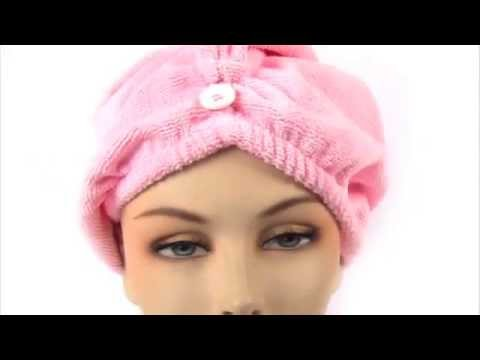 Hair Turbans And Hair Towels At What 2 Buy 4 Kids Youtube