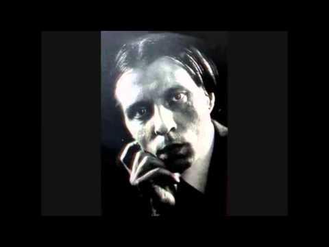 Alfred Cortot Plays Chopin's Prelude Op. 28 No. 13, F Sharp Major (1933) (HD)