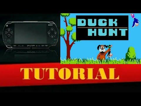 Duck Hunt No Seu Psp