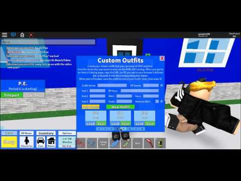 Roblox Highschool Swat Clothes Codes Youtube