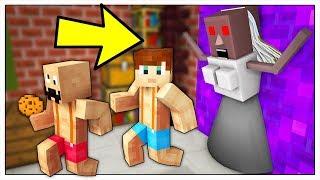 LA NONNA DI LUCA CI HA RAPITO! - Minecraft ITA
