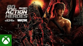 80's Action Heroes | Season Three | Call of Duty®: Black Ops Cold War & Warzone™