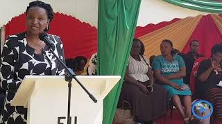 Chief Registrar, Anne Amadi says women in rural areas make meaningful contributions in agriculture