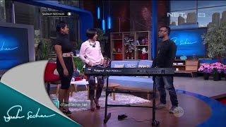 Dira Sugandi Ingin Rilis Album Berbahasa Indonesia