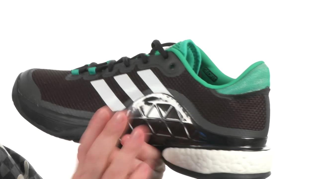1f885f18d0758 adidas Barricade 2017 Boost SKU 8801341 - YouTube