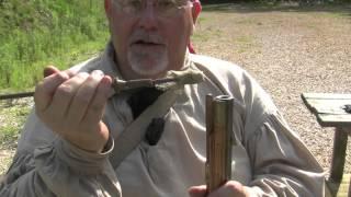 Red Jacket Muzzleloadings Christian Springs Flintlock Rifle