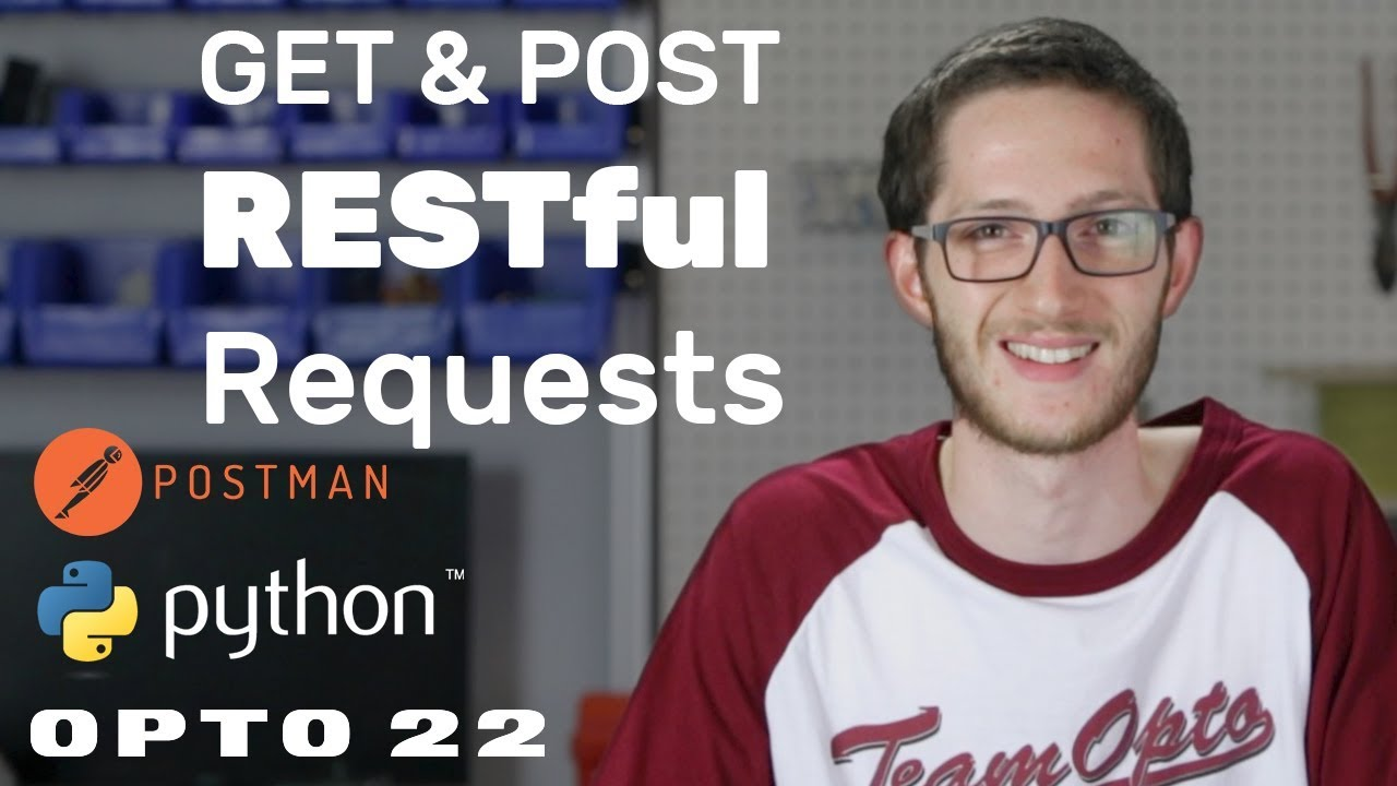 How to Get & Post RESTful API Requests