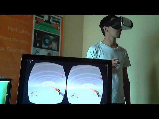 Demos VR CardBoard