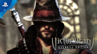 Victor Vran Overkill Edition - Gameplay Trailer | PS4