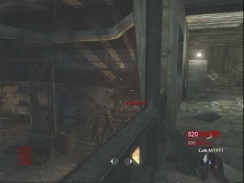 Call of duty 5 (waw) glitches (der riese nazi zombies) new dog.