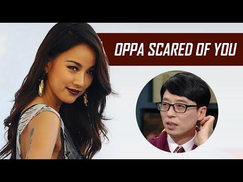 When Savage Queen Lee Hyori Roasted Nation MC Yoo Jae Suk 😂😂