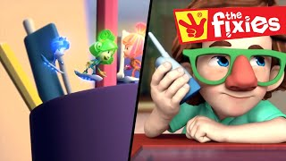 The Fixies ★ Walkie Talkie & Special Cartoon Mega Mix For Kids ★ Fixies English   Cartoon For Kids