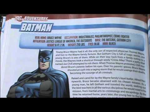 DC Adventures RPG - Basics (by Black Belt Gaming)