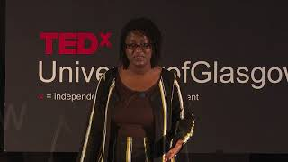 West African Tales of Perseverance: Never Give Up | Borso Tall | TEDxUniversityofGlasgow