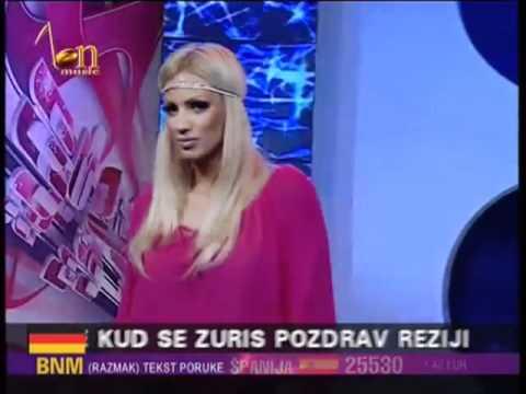 Ana Kokic - Cujem da - Nedeljno popodne - (TV BN 2012)