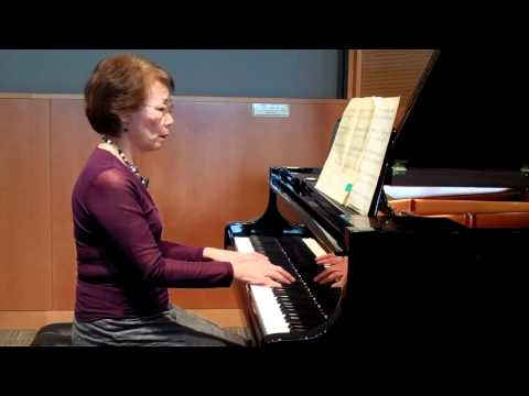 Mrs. Nellie Wong - First Arabesque by C. Debussy