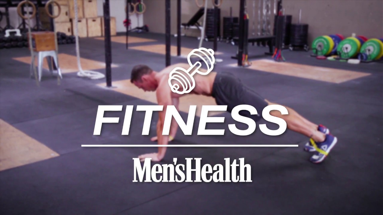 9 min Miniband Meltdown Created by Men's Health