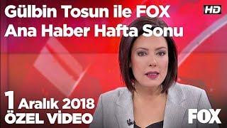 Gözlüğünü maymuna kaptırdı! 1 Aralık 2018 Gülbin Tosun ile FOX Ana Haber Hafta Sonu