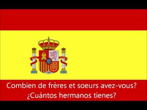 Apprendre l'Espagnol: 150 Phrases En Espagnol Pour Les Débutants