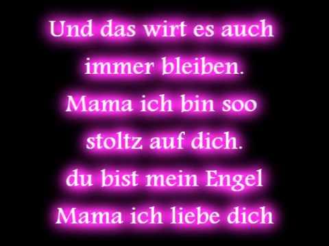 Vermisse mama texte ich dich Mama, ich