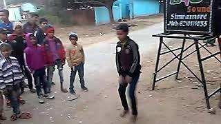 gaurav tiwary dance on apni pita hoon kisi ke baap ki nahi