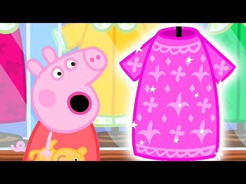 Peppa Pig in Hindi - The Museum - हिंदी Kahaniya - Hindi Cartoons for Kids