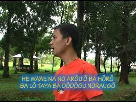 Lagu Nias-Koda mo
